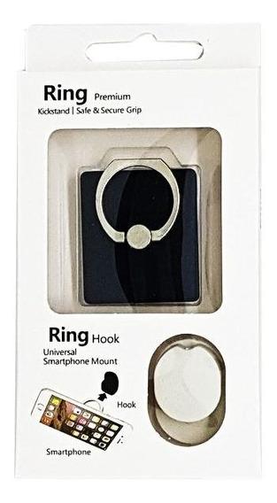 Suporte Anel Ring Premium Preto
