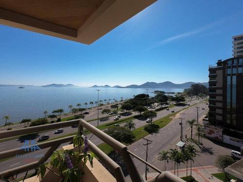 Imagem 1 de 30 de Apartamento À Venda, 186 M² Por R$ 2.600.000,00 - Centro - Florianópolis/sc - Ap2631