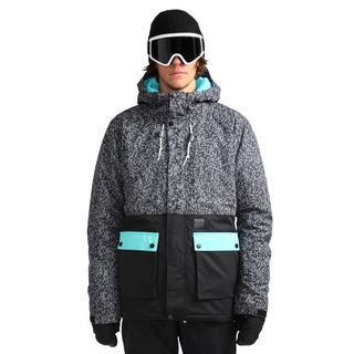 Campera Snowboard Billabong Fifty 50 Hombre Msnjqfif