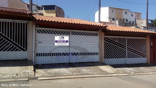 Casa Para Venda Em Bragança Paulista, São Miguel - 1096_2-764133