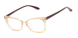 Armação Oculos Ogrife Og 1038-c Feminino Com Lente Sem Grau