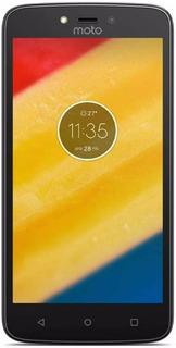 Motorola Moto C Plus Impecable Negro Libre