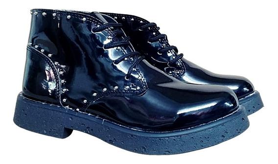 Bota Botineta Mujer Zapato Dama Savage Moda Super Livianas