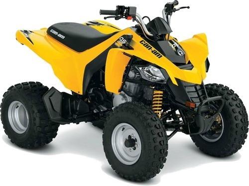 Can Am Ds 250 0km Cuatriciclo 250cc Cuatri 999 Motos
