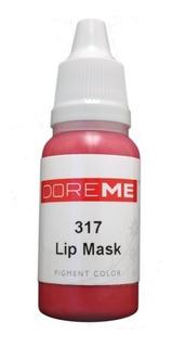 Pigmento Doreme Para Lips Mod 317 Lip Mask By Korea
