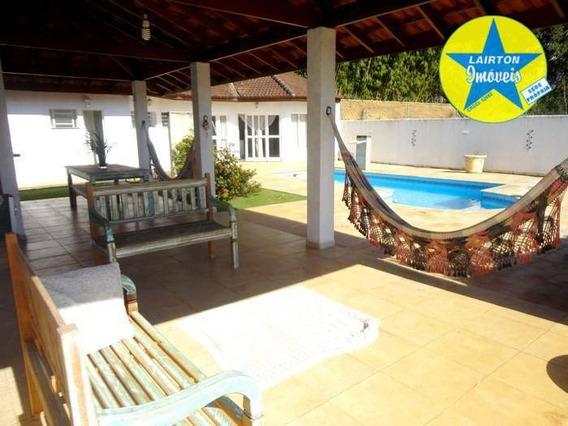 Casa Em Condomínio Fechado Atibaia Sp - Ca0587