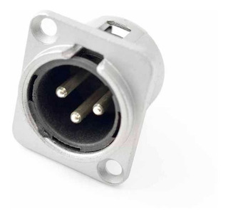 Conector Plug Painel Macho Generico