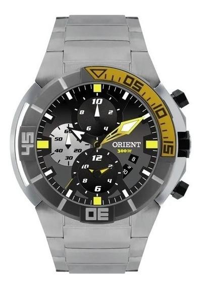 Relógio Masculino Orient Titanium 469ti002 P1px Original