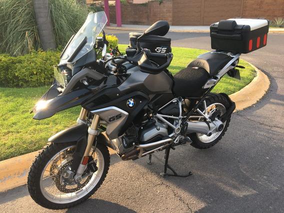 Bmw R 1200 Gs R1200gs Doble Proposito Motocicleta 2018