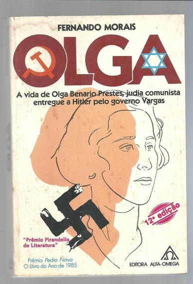 Livro Olga - 12ª Edição Fernando Morais