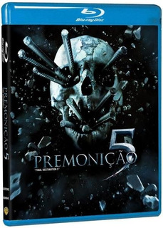 Blu Ray Premonição 5 Original