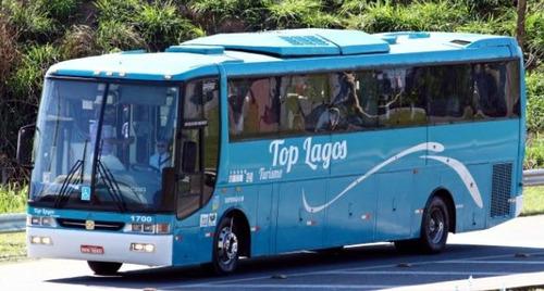 Imagem 1 de 8 de Mercedes-benz Busscar 360 O-400
