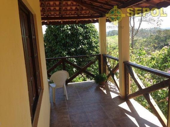 Chácara Residencial À Venda, Santa Joana, Santa Branca. - Ch0029