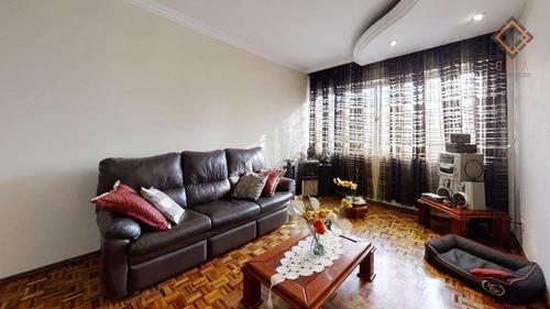 Apartamento Para Compra Com 3 Quartos Localizado Na Vila Romana - Ap53474