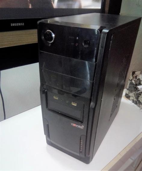 Pc Barato E Simples Hd 1 Tb 4gb 2.41 Ghz + Acessórios