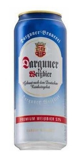 Cerveza Darguner Weizbier (trigo) X24 U - Perez Tienda-