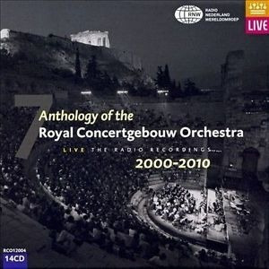 Royal Concertgebouw Orchestra Anthology 7 2000 2010 14 Cds