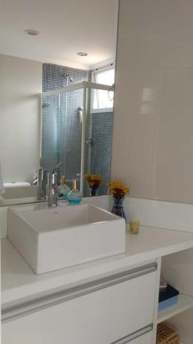 Imagem 1 de 11 de Apartamento Com 2 Dormitórios À Venda, 83 M² Por R$ 620.000,00 - Vila Carrão - São Paulo/sp - Ap0471
