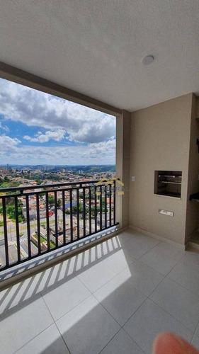 Imagem 1 de 15 de Apartamento Com 3 Dormitórios À Venda, 98 M² Por R$ 650.000,00 - Jardim Do Lago - Jundiaí/sp - Ap0277