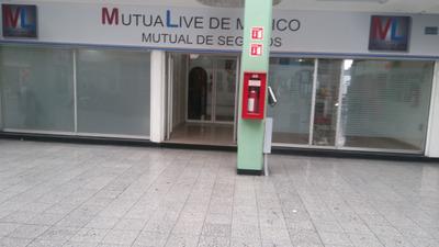 Local En Interior De Plaza Comercial Df Excelente Ubicación