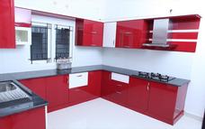 Fabrica De Cocinas En Mdf Y Acrilico X Metro Lineal Modernas