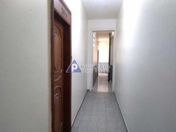 Apartamento À Venda, 3 Quartos, Catete - Rio De Janeiro/rj - 21291