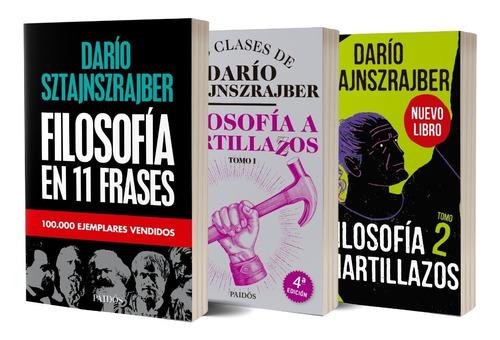 Imagen 1 de 3 de Pack Dario Sztajnszrajber - Paidós