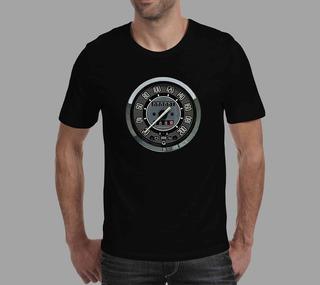 Camiseta Fusca - Preta