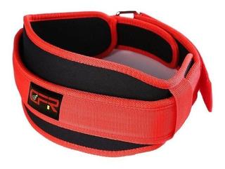 L - Red - Hombre Pesas Cinturones Fitness Apoyo Formaci-3383
