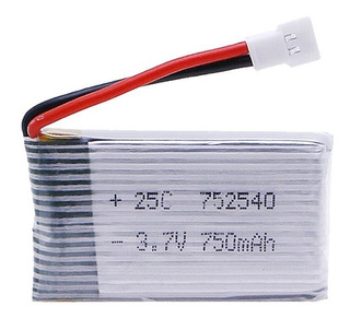 Batería Para Drone Syma X5c Cx-30 X5sw 750 Mah