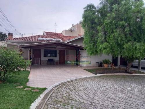 Imagem 1 de 6 de Casa Com 3 Dormitórios À Venda, 118 M² Por R$ 450.000,00 - Parque São Luís - Taubaté/sp - Ca5658