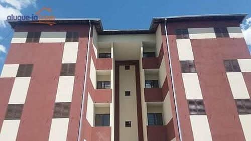 Apartamento À Venda, 45 M² Por R$ 150.000,00 - Jardim Das Indústrias - Jacareí/sp - Ap10474