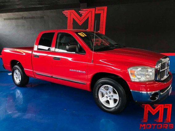 Dodge Ram 2500 Crew Cab At 2007 Roja $ 141,500