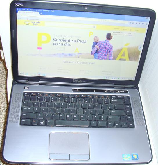 Laptop Portatil Dell Xps L502x Intel I5 Hdmi 15.6´ 400