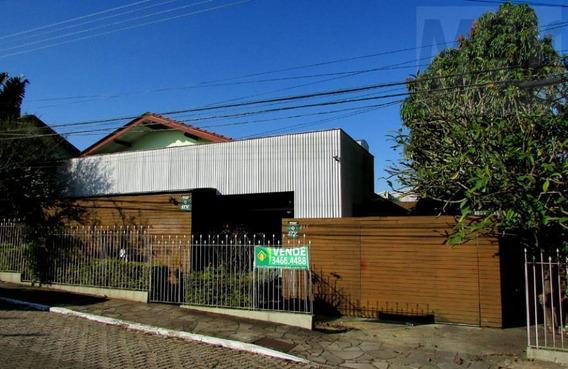 Casa Para Venda Em Canoas, São Luis, 3 Dormitórios, 1 Suíte, 2 Banheiros, 6 Vagas - Jvcs155_2-840935