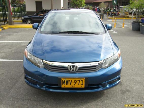 Honda Civic Ex At 1800cc Aa Ct