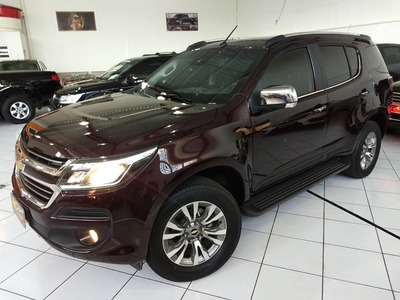 Chevrolet Trailblazer Ltz Blindada 2017 Vinho 2.8 Top 57 Km