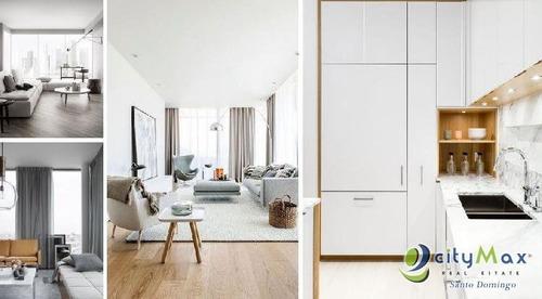 Apartamento Con Hermosa Vista En Piantini Pva-015-08-19