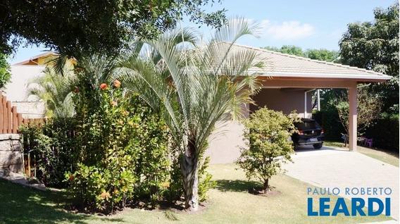 Casa Em Condomínio - Condomínio Residencial Santa Tereza - S - 528792