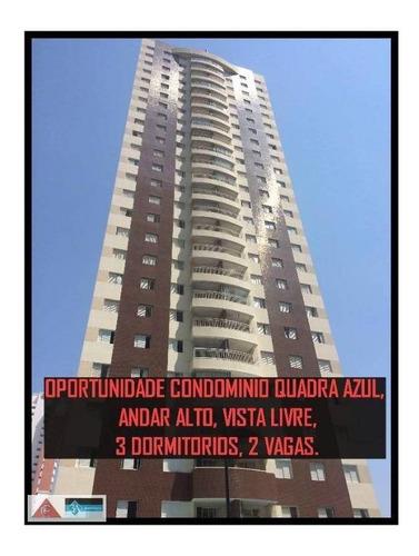 Imagem 1 de 23 de Apartamento À Venda, 72 M² Por R$ 599.000,00 - Tatuapé - São Paulo/sp - Ap6110