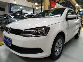 Volkswagen Voyage Trend 1.6 Flex 2014 Branco (completo)