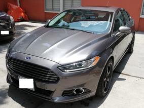 Ford Fusion Titanium Plus 2013 Color Gris Nocturno