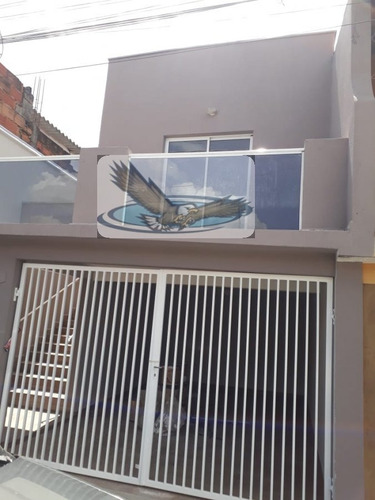 Casa A Venda No Bairro Parque São Francisco Em Itatiba - - Ca2381-1