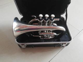 Trompeta Pocket Power Beat En Muy Buen Estado