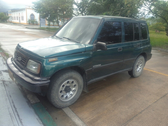 Suzuki Vitara Chevrolet Vitara