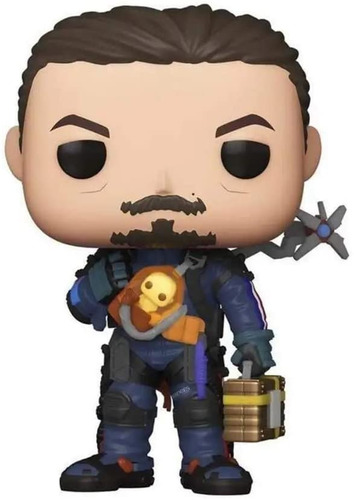 Funko Pop Death Stranding Sam Porter Bridges Gamestop