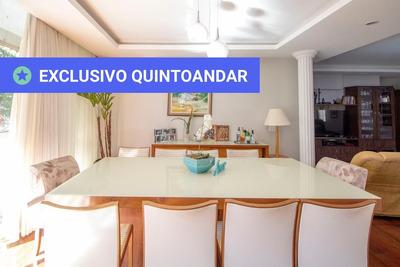 Apartamento No 3º Andar Com 4 Dormitórios E 3 Garagens - Id: 892931472 - 231472
