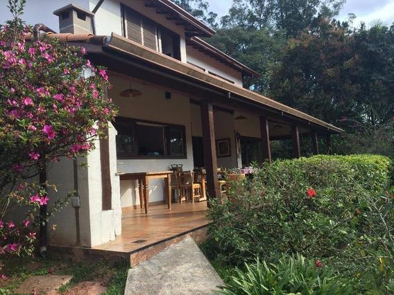 Casa Em Granja Viana, Cotia/sp De 350m² 4 Quartos À Venda Por R$ 990.000,00 - Ca121724