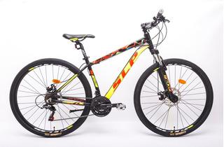 Bicicleta Mountain Bike Slp 50 R29 21v Shimano F.disc Susp.