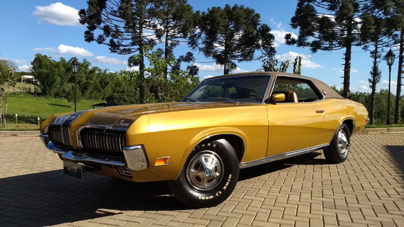 Mercury Cougar Xr-7 1970 Tags Mustang, Camaro, Dodge Charger